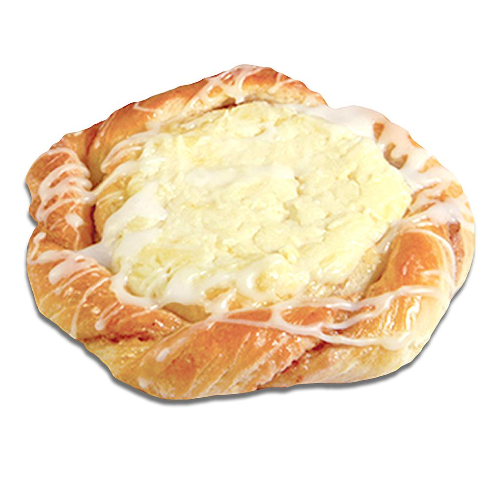Open Cheese Danish