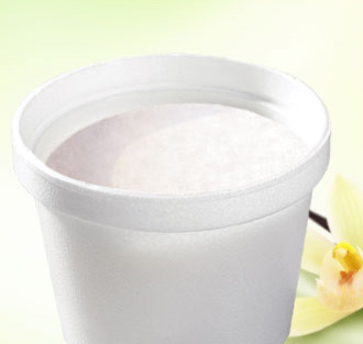 J&J 4oz. Insulated Vanilla Cup