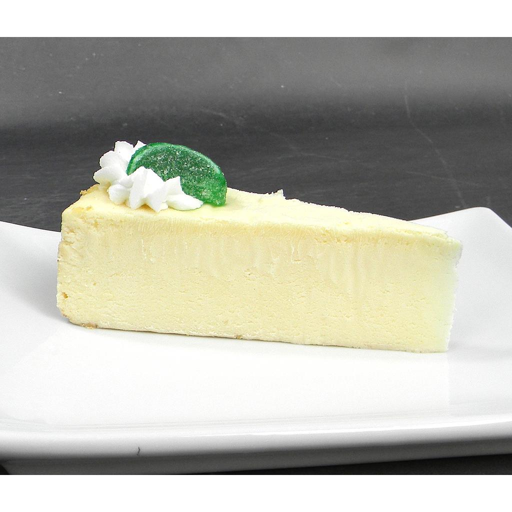 "10"" Key Lime Zest Cheesecake"