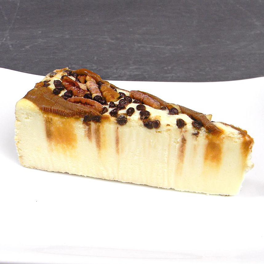 "10"" Turtle Cheesecake"