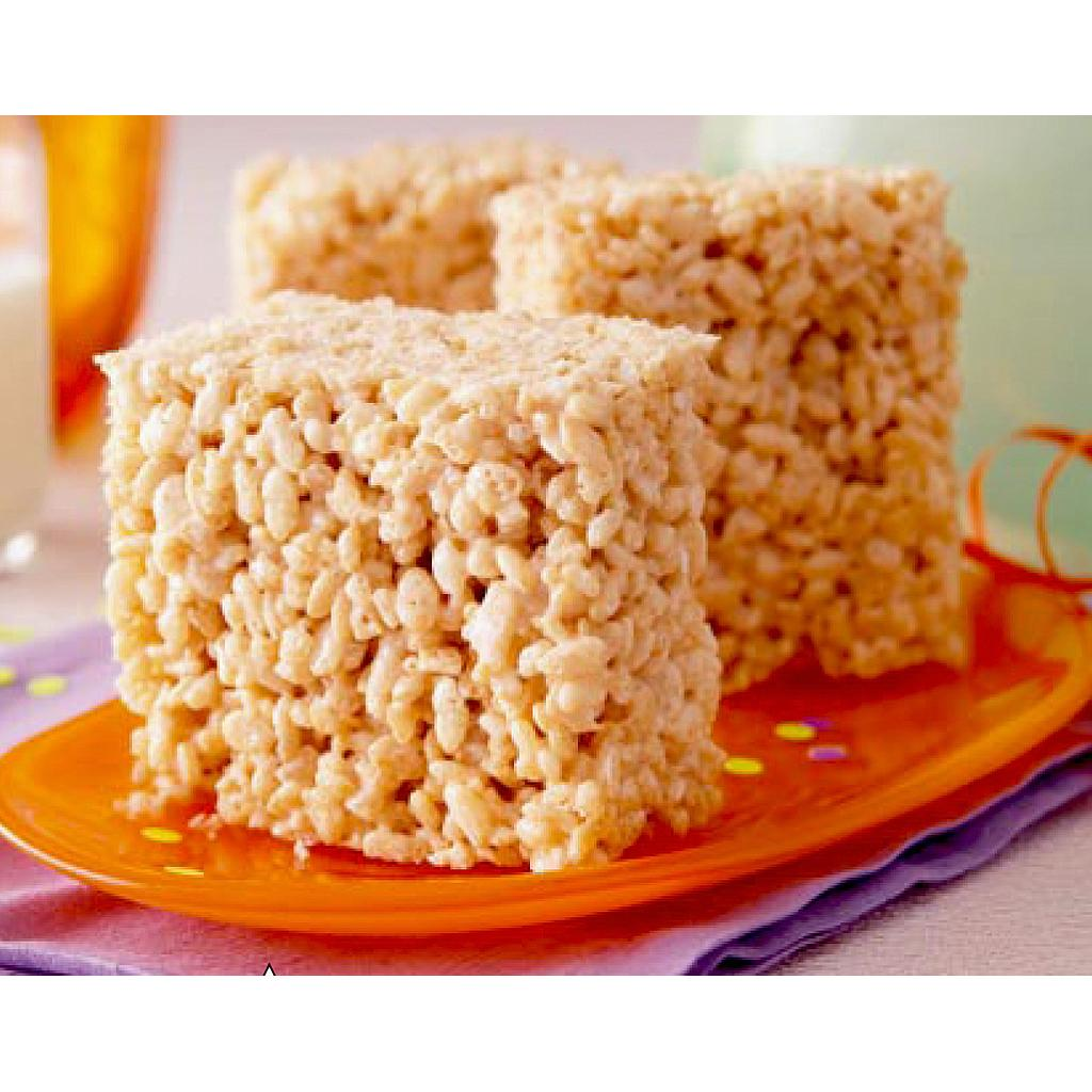 Chewy Marshmallow Squares