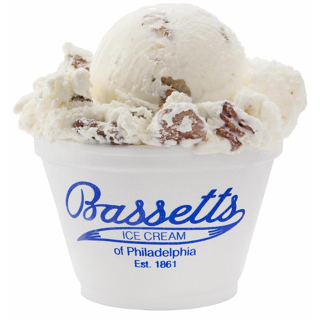 Bassett's Butter Pecan Ice Cream