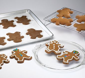 2.3oz Small Gingerbread Man