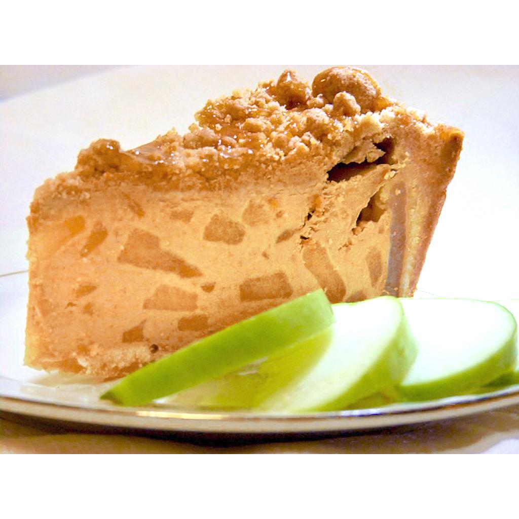 Caramel Apple Cake - 14 Cut