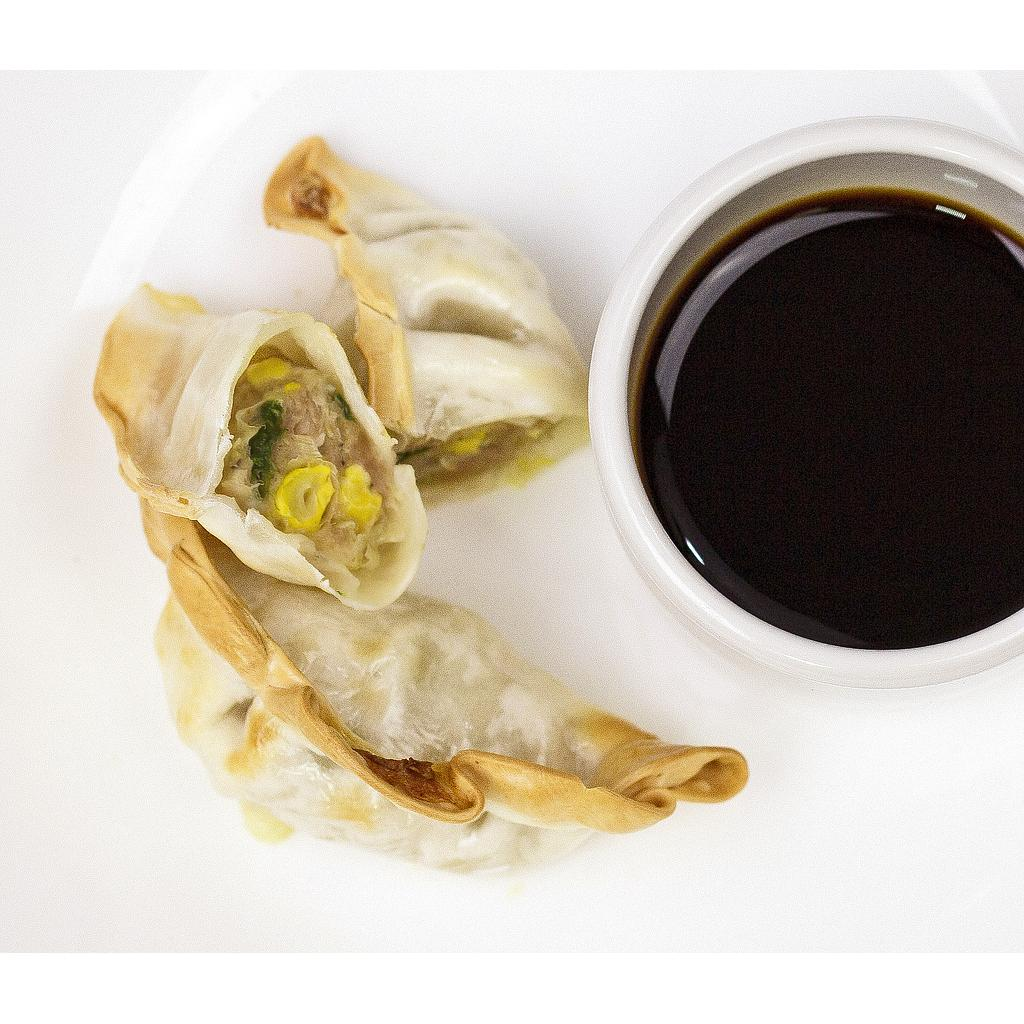 Chicken Lemongrass Potsticker