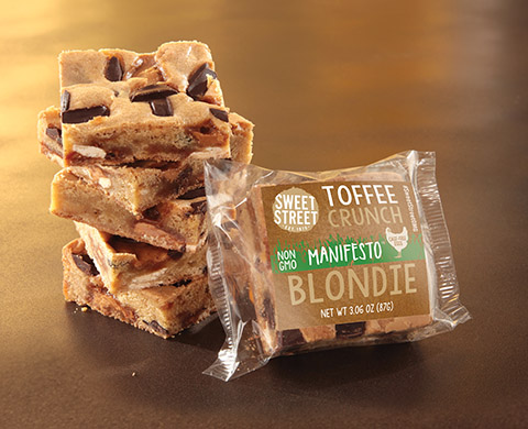 IW Toffee Crunch Manifesto Blondie