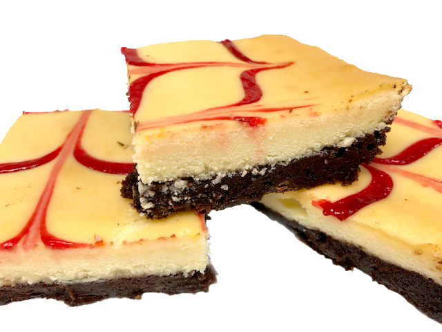Raspberry Cheesecake Bar