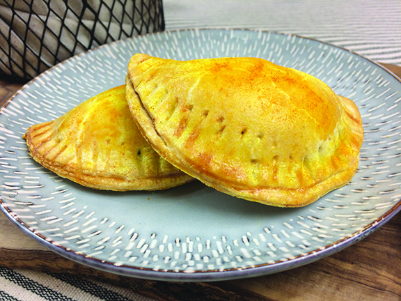 Southwest Beans & Egg Hand Pies